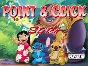 Lilo Et Stitch Point And Click